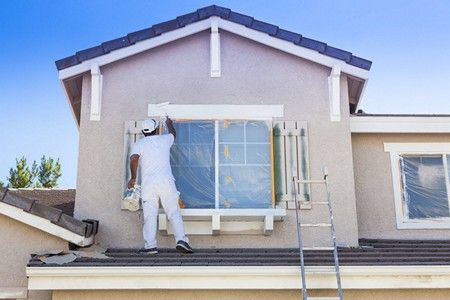 Exterior House Painter in Irvington